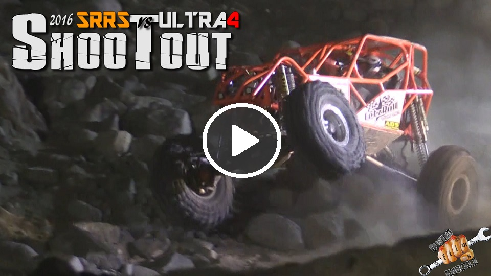 Twin Mountain Buggy 2016 Ultra4 Vs Rock Bouncer Shootout Busted Knuckle Films