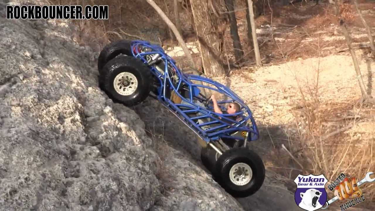 Twin Mountain Buggy Bobby Tanner Nasty Climb Busted Knuckle Films