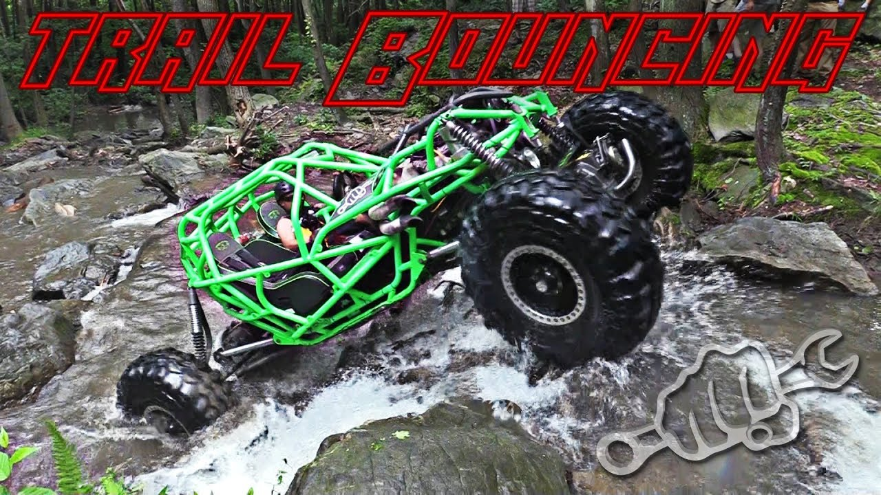Twin Mountain Buggy Trail Bouncing Pennsylvania Paradise Busted Knuckle Films