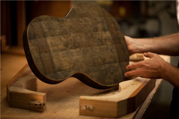 Bushmills Guitar