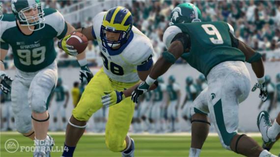 NCAA Football 2014 Review