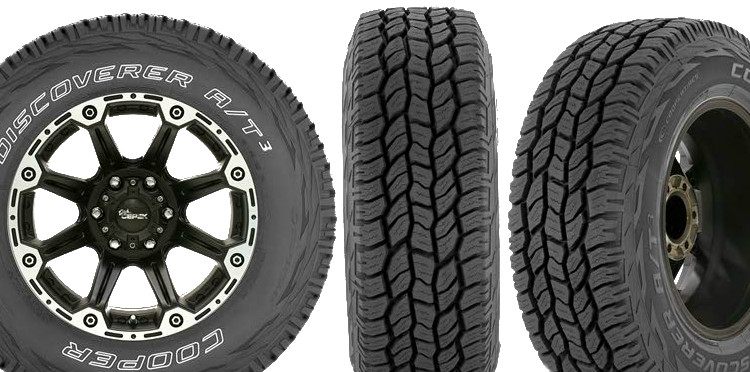 All Terrain Tires >> Cooper Discover A/T3 Tires: Road Review | Busted Wallet