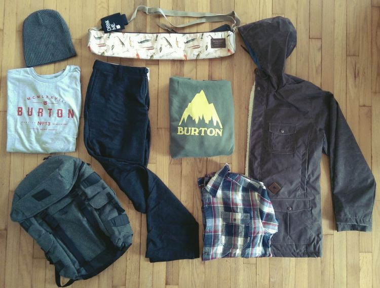 Burton 2014 Fall Collection