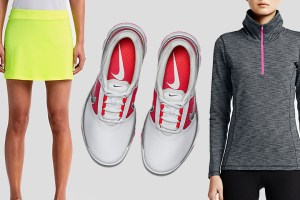 nike womens golf collection 2015