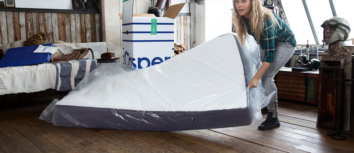 casper mattress - sleep review | busted wallet