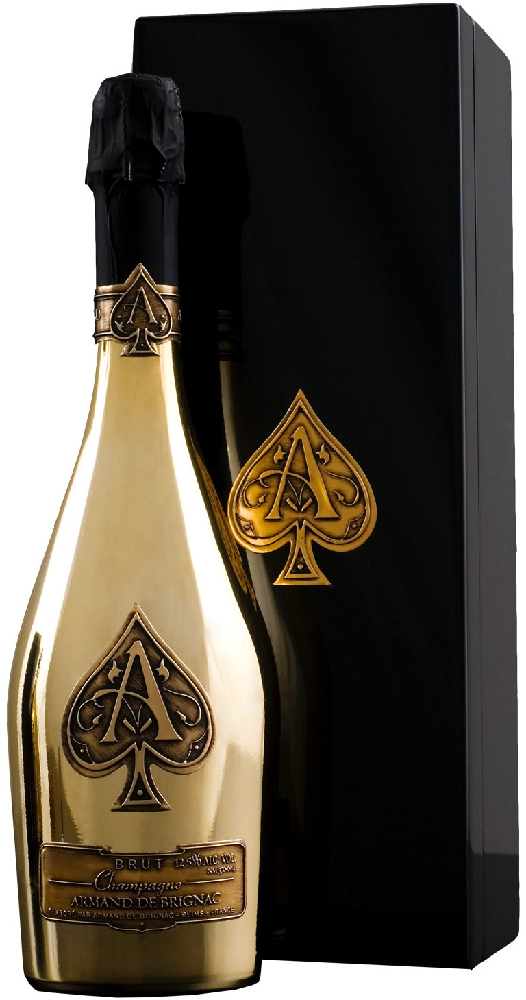 Ace of spades champagne review