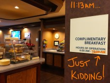 Holiday Inn Express Snoozapalooza - Bustedwallet.com