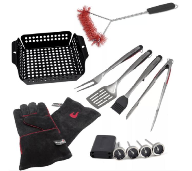 Grill Starter Kit
