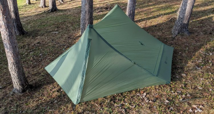 Gossamer Gear The Two Review