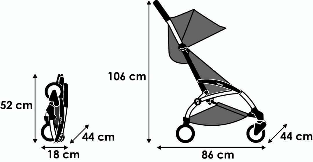 Babyzen Yoyo Stroller London Babyzen Yoyo Stroller A Full Review