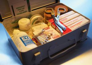 Build a Family First Aid Kit