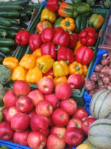 Fruits and Veggies: Go Local for Healthy Kids!