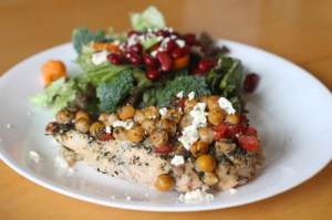 Recipe – Easy Greek Chicken