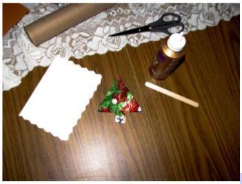 Christmas craft tutorial 7
