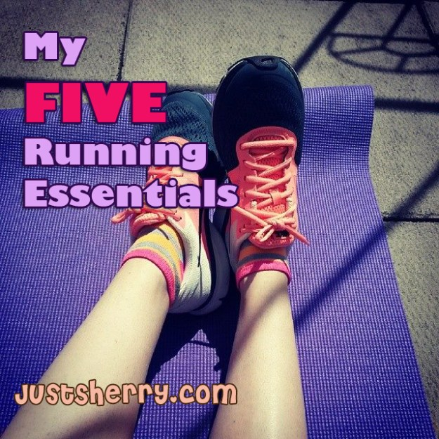 The things I need to run