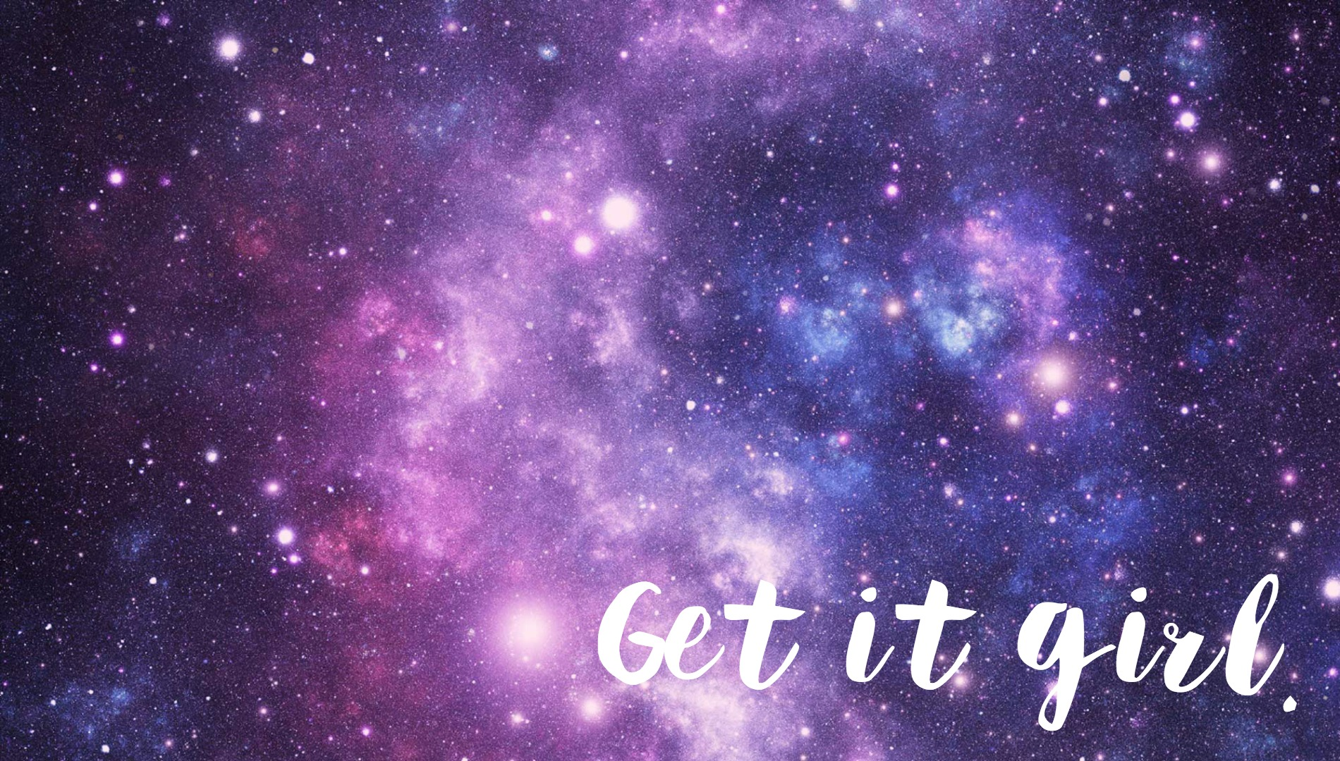Go Get It Girl Laptop Wallpaper Motivational Desktop Wallpapers To Amp You Up For The New