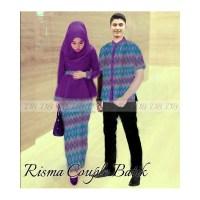 Couple Kebaya Risma Batik, Baju sarimbit murah dan Modis