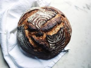 babys first sourdough! all naturally leavened by my pet sourdoughhellip