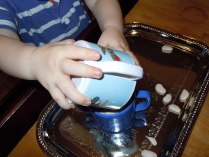 pouring beans 2