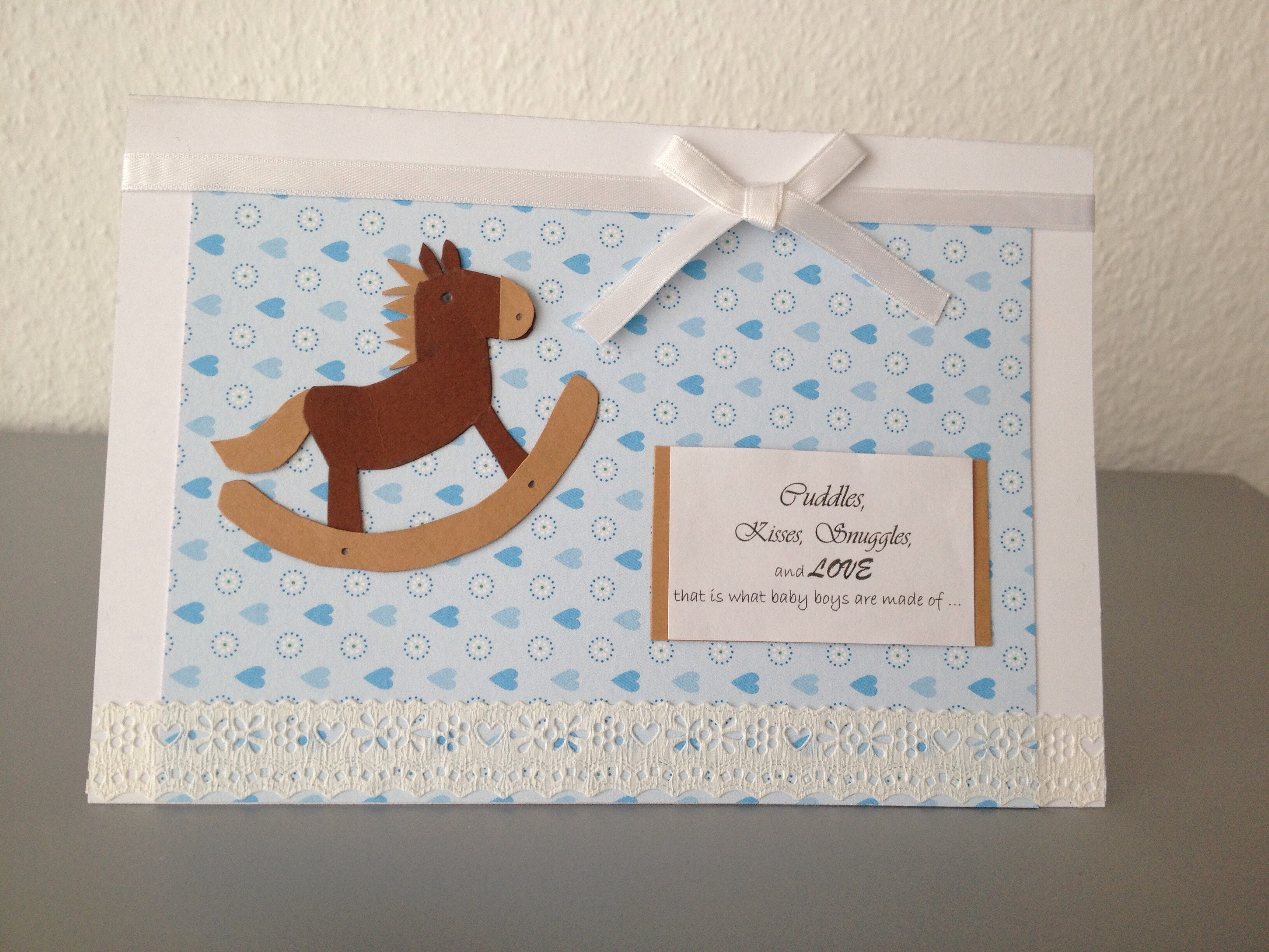 Babyparty Junge Karte Babyparty Babyshower Junge Butterflycards