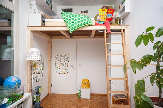 Hochbett selber bauen erwachsene  Hochbett Selber Bauen ~ Beste Inspiration für Ihr Interior Design ...