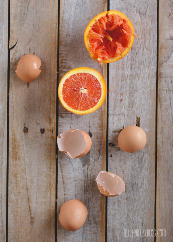 Cara Cara Orange Curd Pavlovas | butterlust
