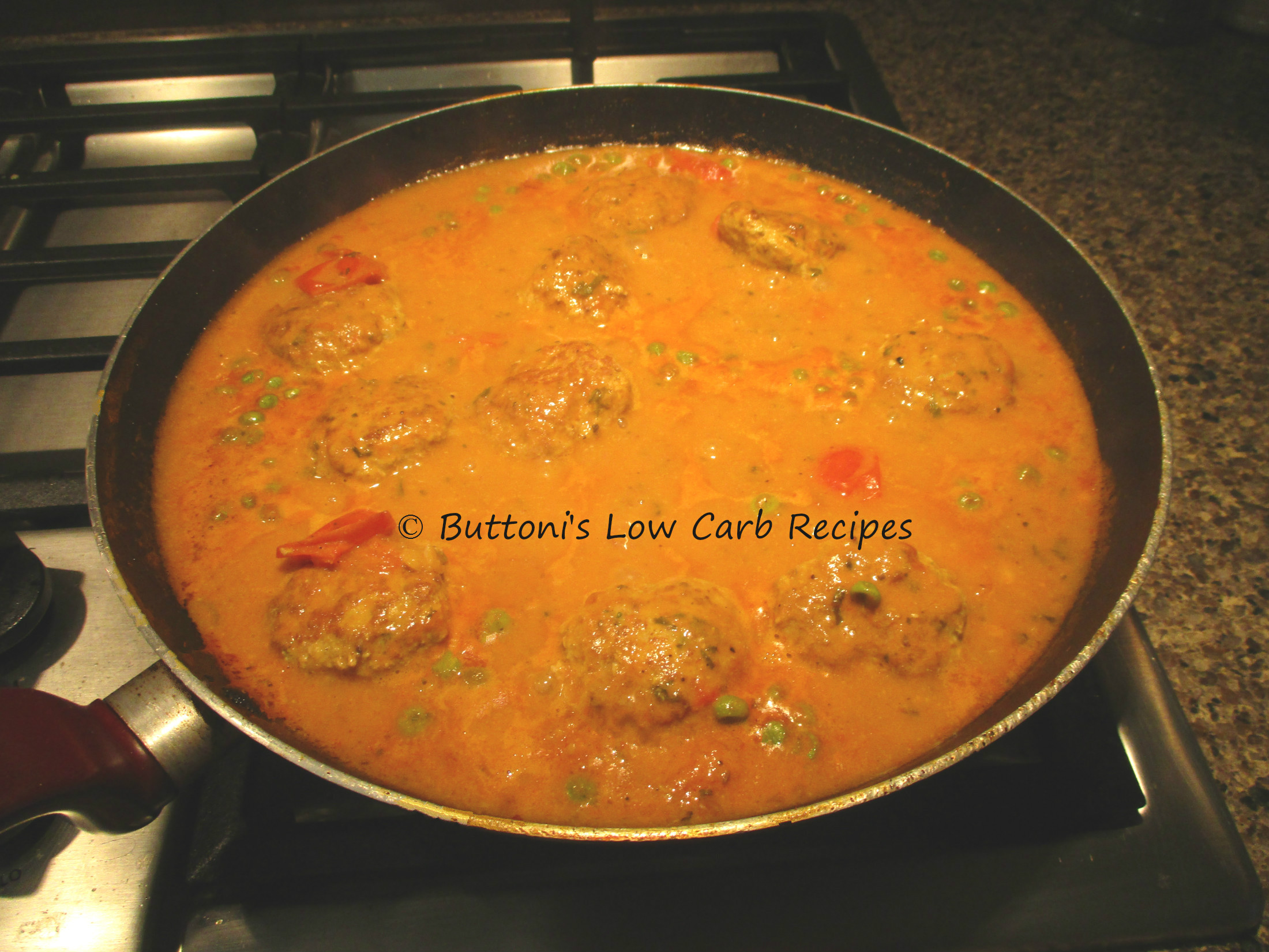 Cuisines Similar To Indian Indian Meatballs In Curry Gravy Buttoni S Low Carb Recipes