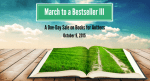 March to a Bestseller brings discounts, prizes & ME live – OCT 9