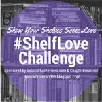 #ShelfLove reading challenge: Read your own library!