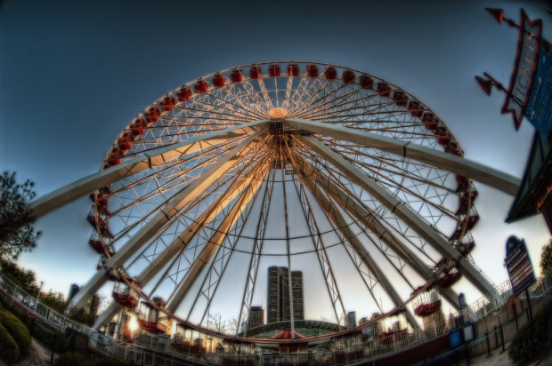 """The Wheel"" image by Flickr user Shutter Runner"