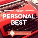 New personal best: 365K Club, week 28