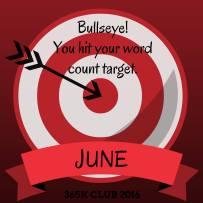 June-Bullseye