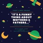 First Lines Friday: Matilda #fridayreads