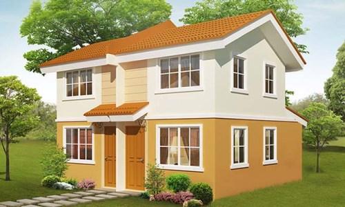 amber house model
