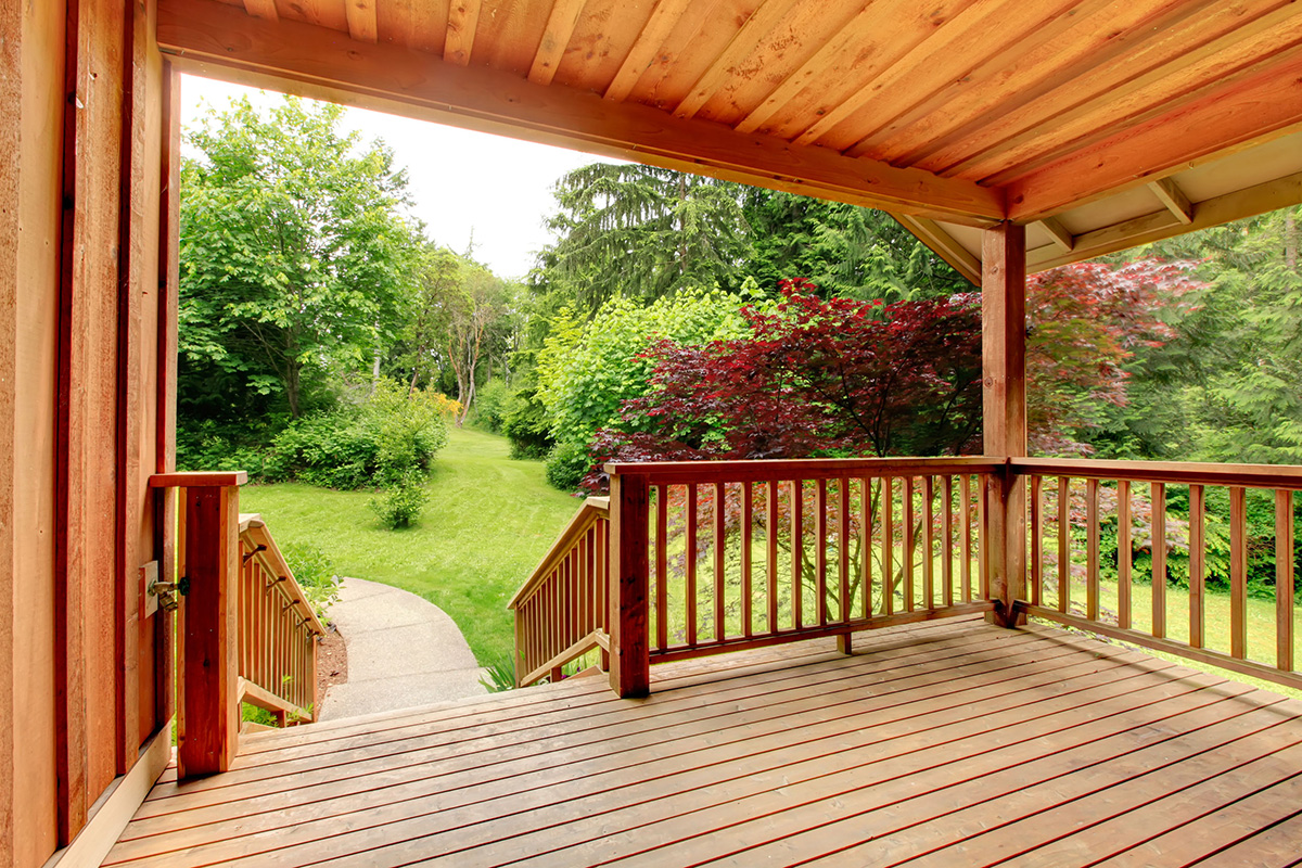 Evier Exterieur Best Deck Paint For Restore Your Old Wood Deck - Buungi.com