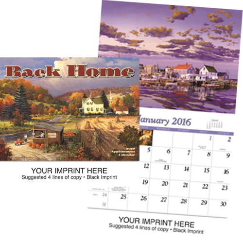 Personalized Calendars, Custom Imprinted Calendars, Personalized