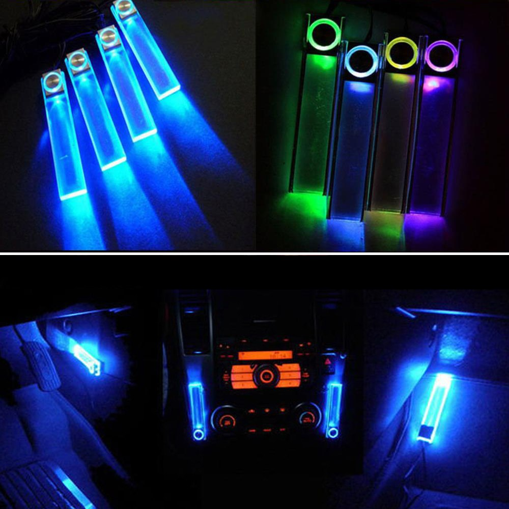 Led Décoration Intérieur 12v Car Charge Led Interior Decoration Floor Decorative