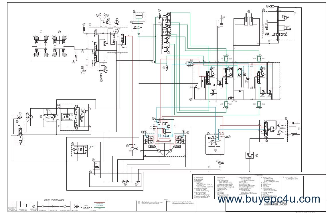 new holland schematics