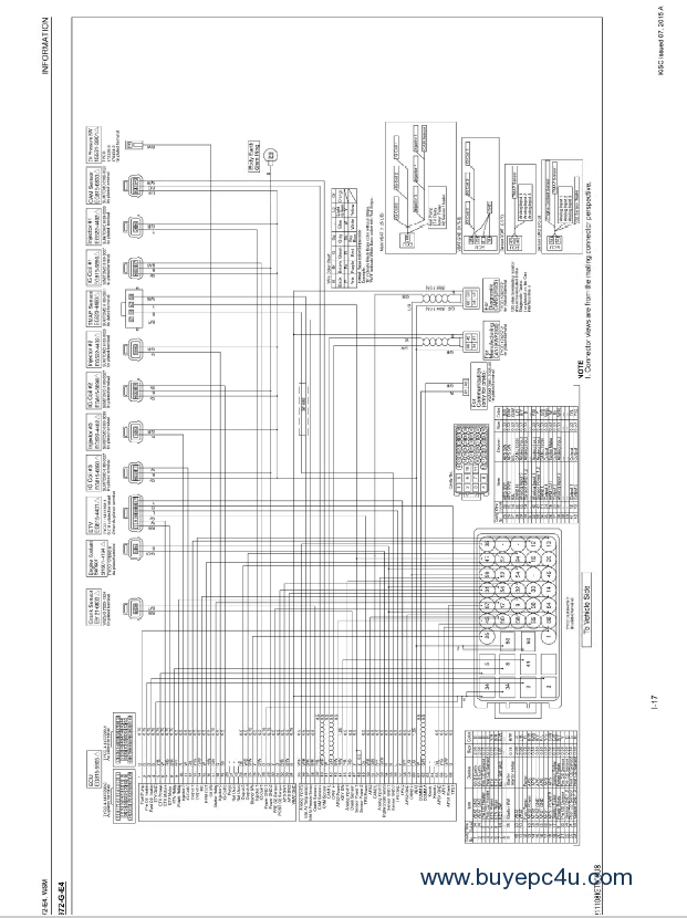 kubota engine schematics