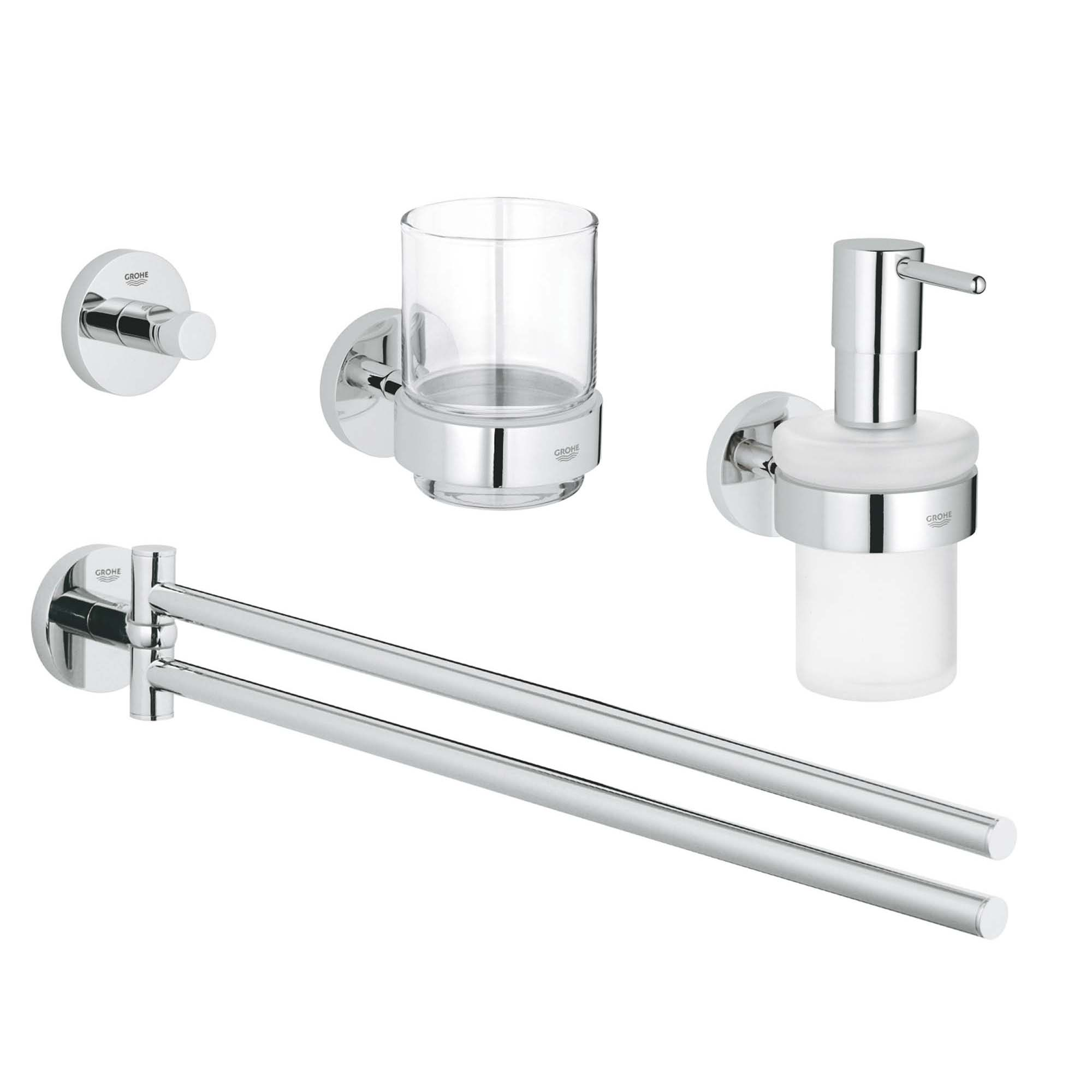 Grohe Badkamer Accessoires Set Bathroom Accessory Sets Grohe Shop Grohe Shop