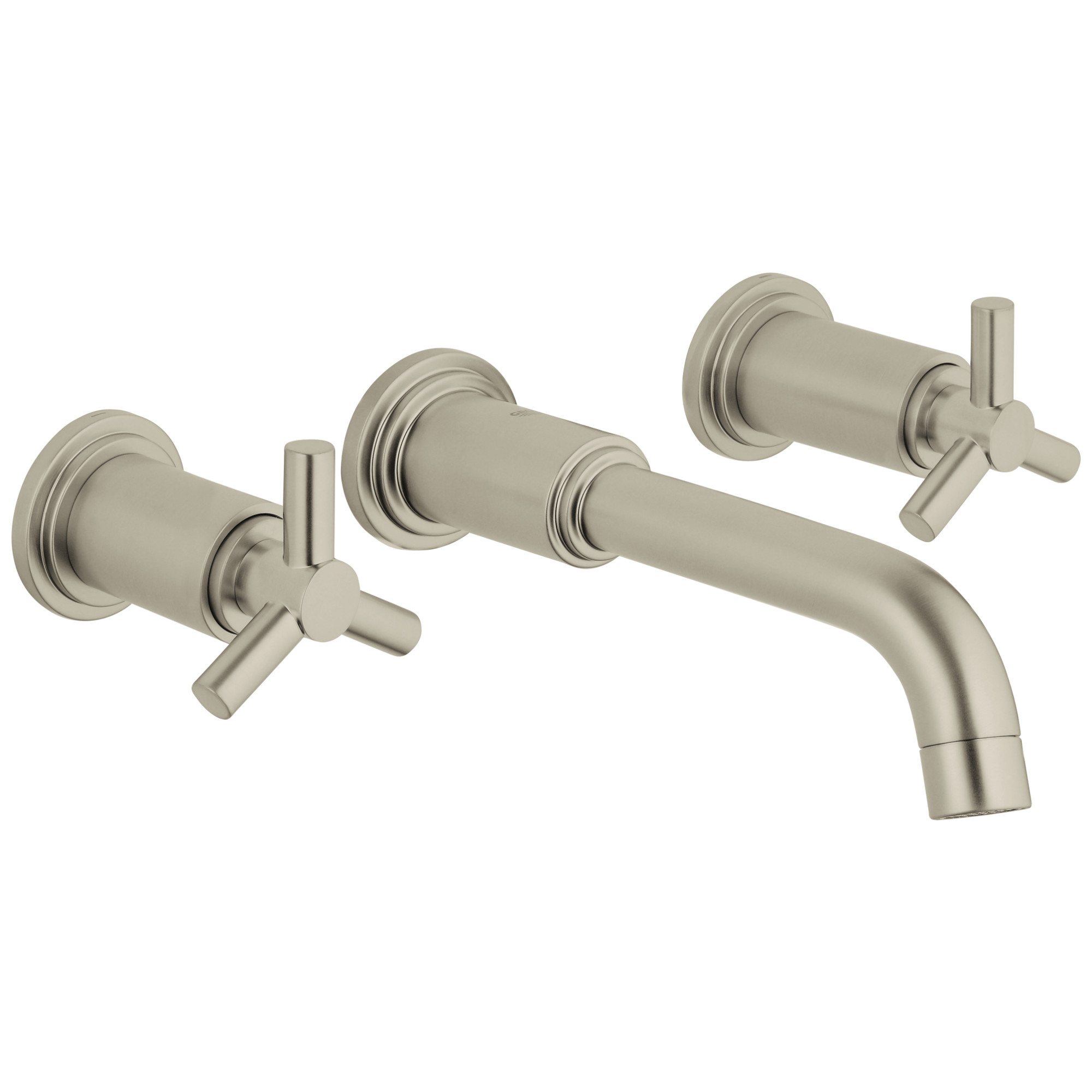 Brushed Nickel Bathroom Faucets Clearance Grohe Clearance Faucets Showers Grohe Shop