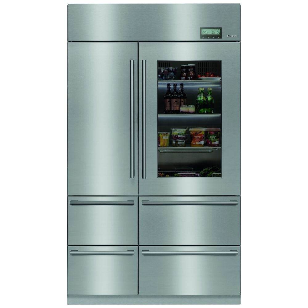 Fridge Freezer Caple Caff60 American Style Fridge Freezer Stainless Steel