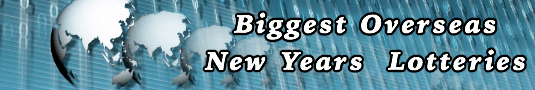 biggest new years lotteries