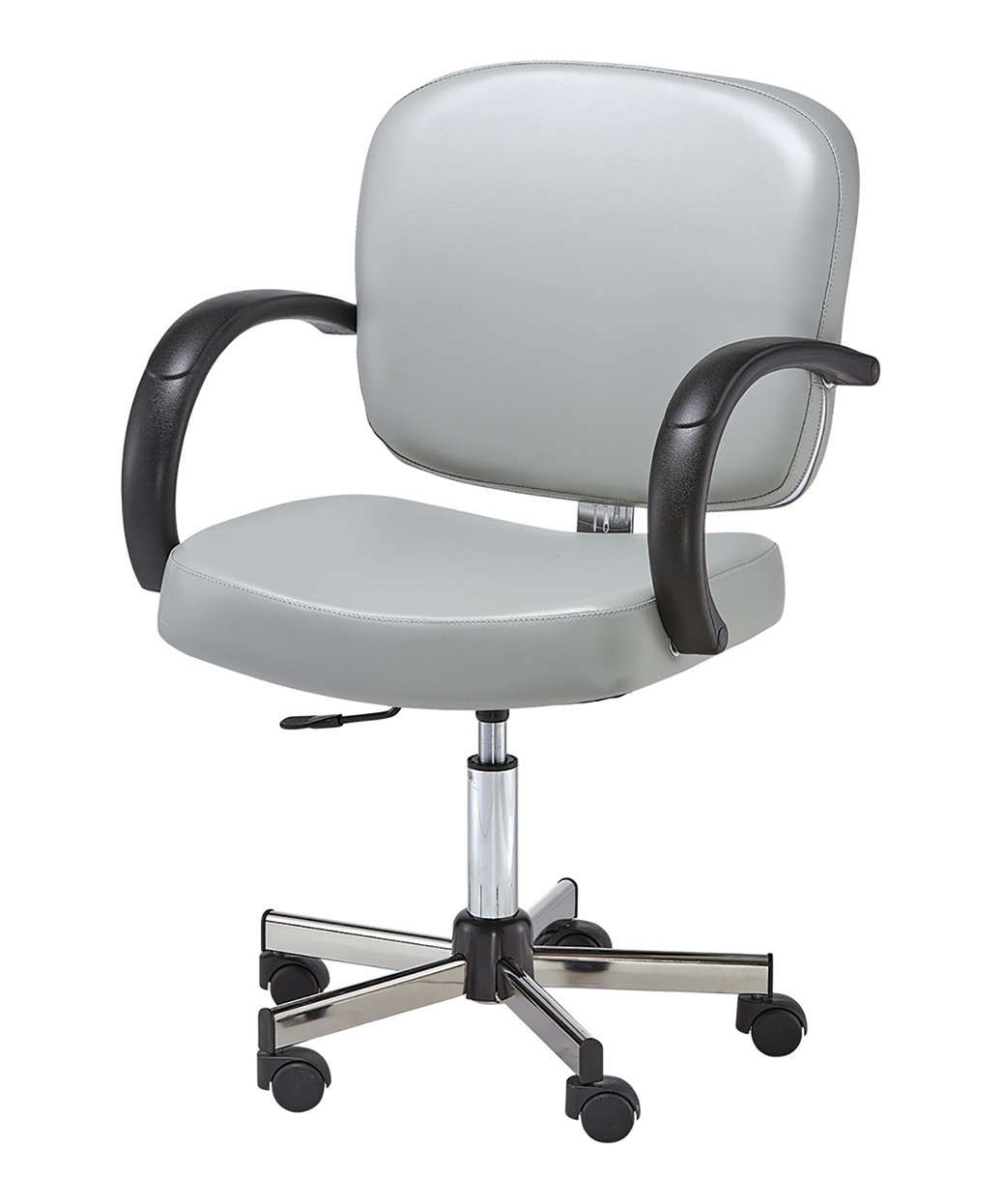 Grey Desk Chair Pibbs 3692 Messina Desk Chair