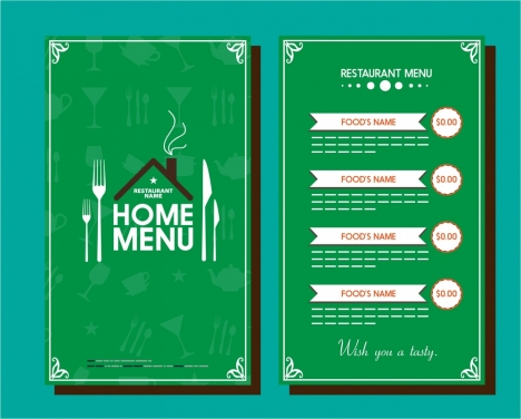 Food and drinks menu vectors stock for free download about (36 - drinks menu template
