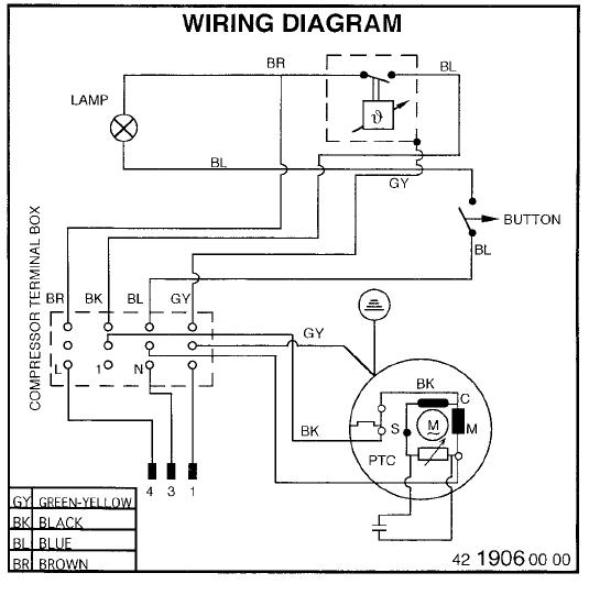 fedders air handler wiring diagram