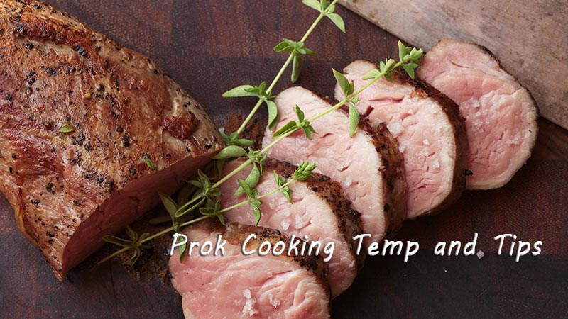 Pork Cooking Temp and Tips ThermoPro