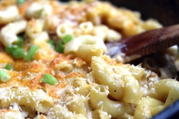... Green Chile Macaroni and Cheese. One skillet, 30 minutes, mind blown