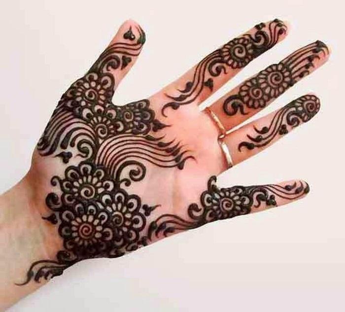Top 30 simple mehandi designs this season for indian bride