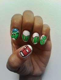 50 Clever Nail Designs Ideas for School Kids - Buzz 2018